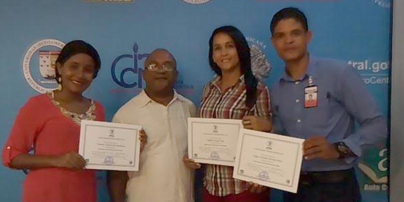 Periodistas participaron en taller del Banco Central y el CDP
