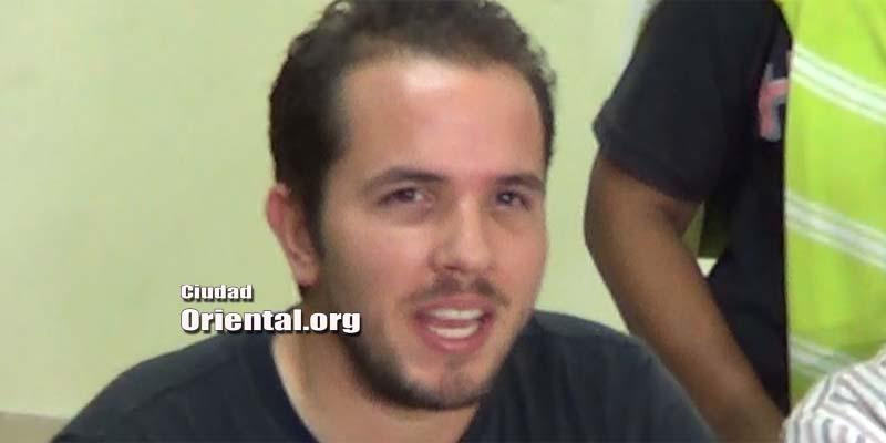 Photo of Eddy Olivares, conspiración contra la institucionalidad
