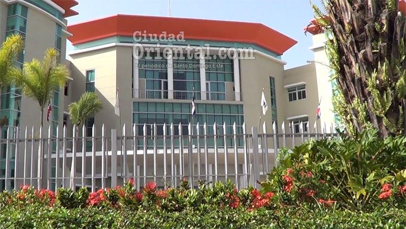 Palacio Municipal del ASDE