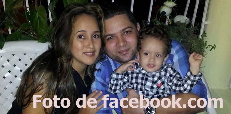 Joel Castillo Almánzar y Patricia Karina García Camilo.