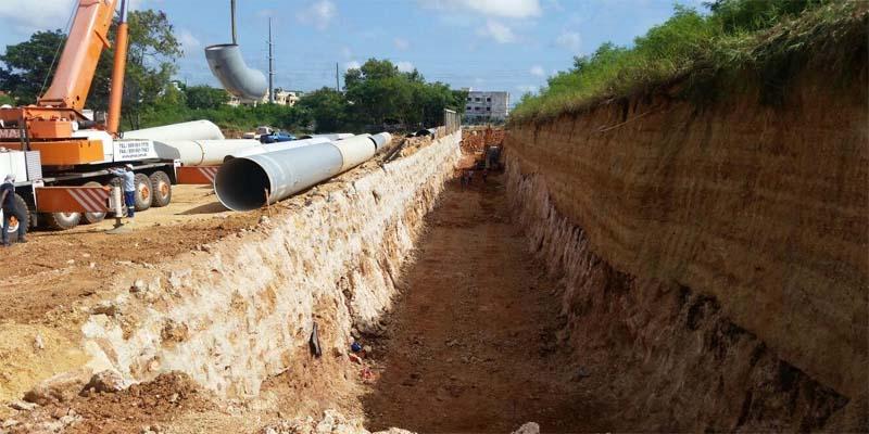 Photo of Abrirán por la mitad un tramo de la avenida Venezuela para colocar tuberías de la CAASD