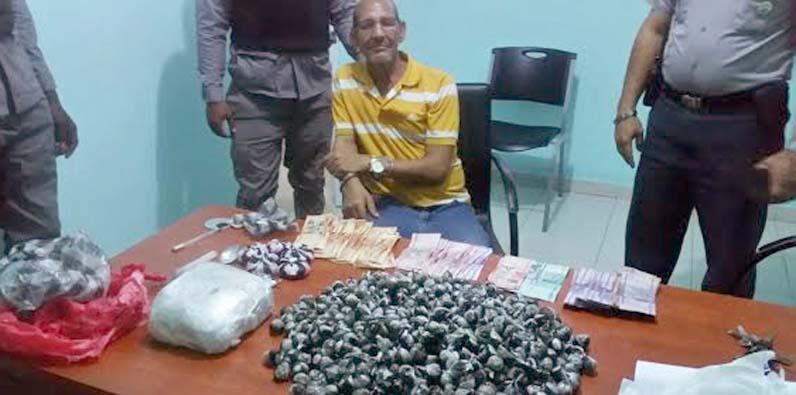 Photo of Imponen prisión hombre PN ocupó droga en Los Mina