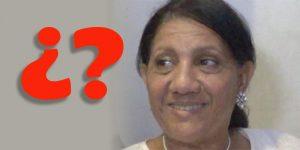 Milagros Segura, la regidora supuestamente secuestrada