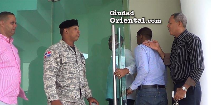 Photo of En el Palacio Municipal: un ascensor de uso exclusivo de Alfredo Martínez