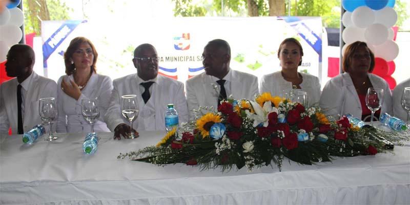 Photo of Nuevas autoridades asumen funciones  Junta Municipal San Luis
