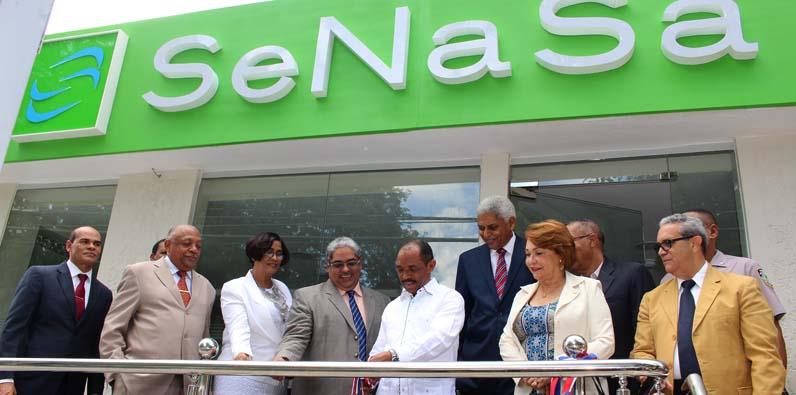 Photo of SeNaSa traslada oficina de San Cristóbal a nueva ubicación
