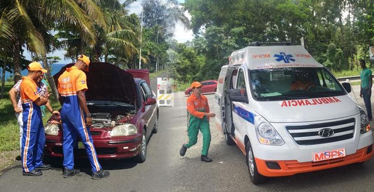 Photo of MOPC refuerza patrullas carreteras por visitas al Santo Cerro