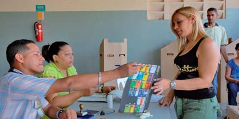 Photo of La reforma y el voto preferencial