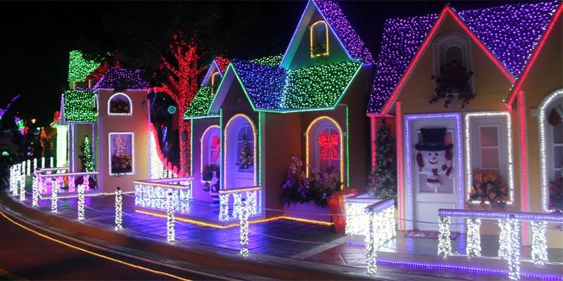 Brillante Navidad del Distrito Nacional