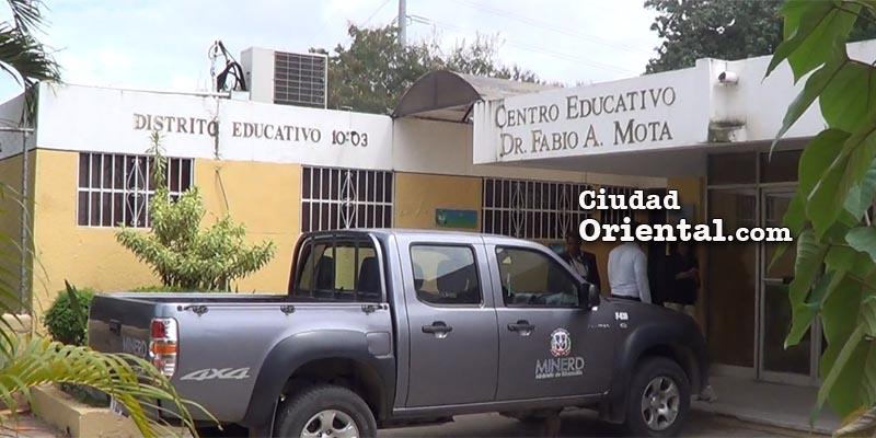 Distrito Educativo 10-03