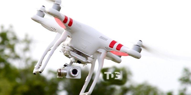 Dron doméstico