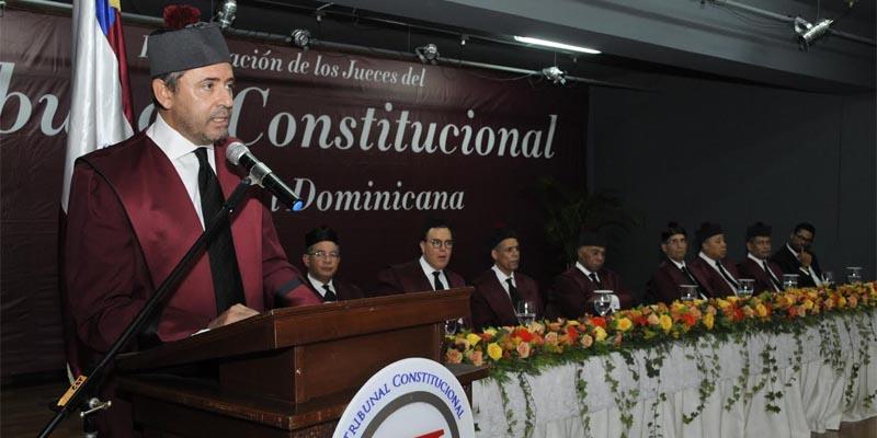 Justo Pedro Castellanos Khoury, Juez del Tribunal Constitucional de RD