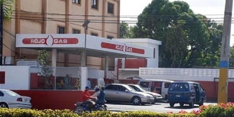 Envasadora de GLP Rojo Gas