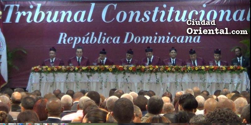 Tribunal Constitucional de RD
