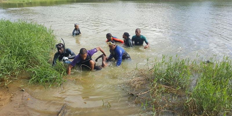 Photo of Rescatado cadáver de un niño en laguna de El Almirante