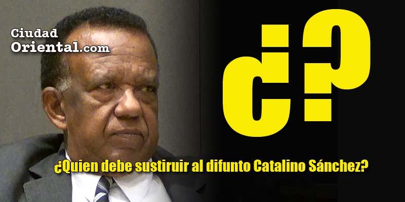 Catalino Sánchez
