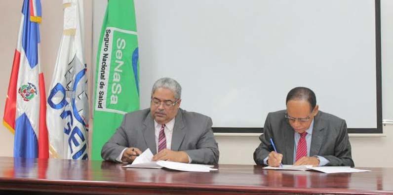 Photo of SeNaSa firma acuerdo con DIGEIG para potenciar transparencia institucional