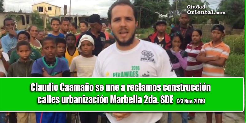 Photo of Claudio Caamaño inicia proyecto de periodismo ciudadano en Ciudad Oriental