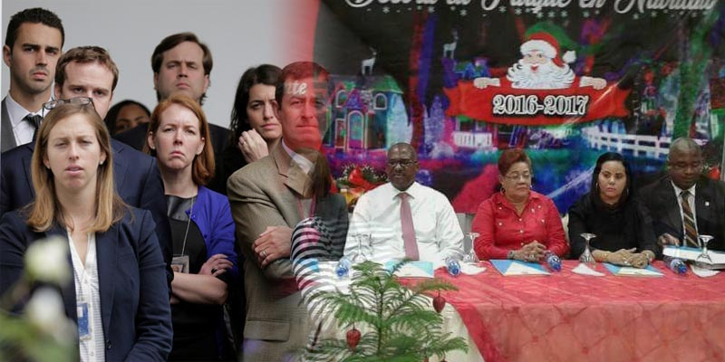 Photo of ¿En qué se parecen estas fotografías de funcionarios USA y del ASDE?