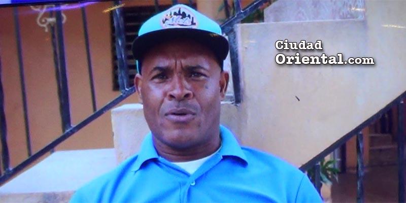 Munícipe que el ASDE usa en su vídeo para promover la reelección del alcalde Alfredo Martínez