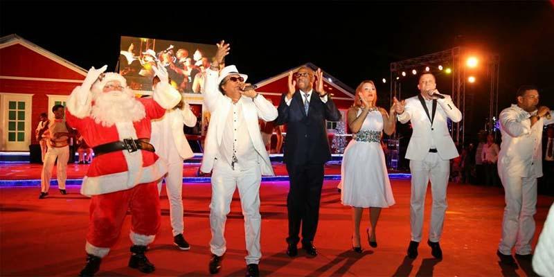 """Photo of ASDE instalará segunda versión parque de luces """"Vive la Navidad"""""""
