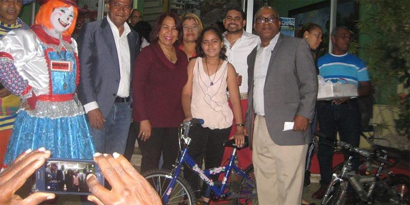 Photo of CDP celebra de Reyes a hijos de periodistas