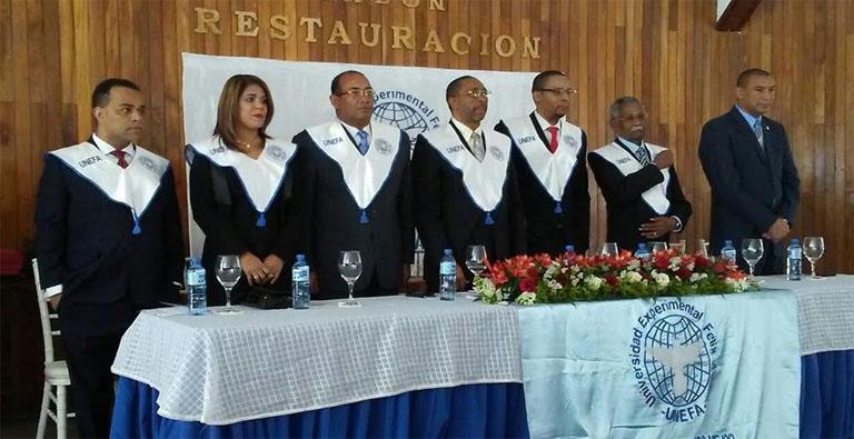 Photo of Rector de UNEFA afirma males sufre RD son causados por la corrupción