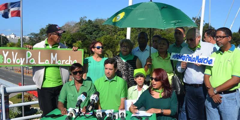 Photo of Invitan ir de verde a marcha cívica, pacífica y familiar del Fin de la Impunidad