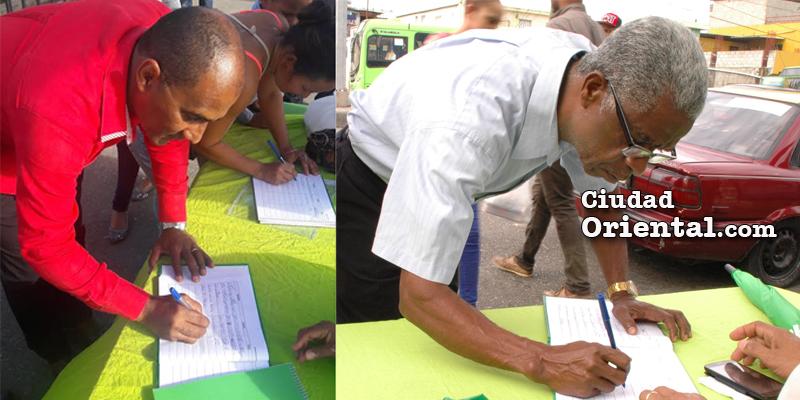 Photo of Vídeo – Así firmaron en SDE Libro Verde contra corrupción y la impunidad