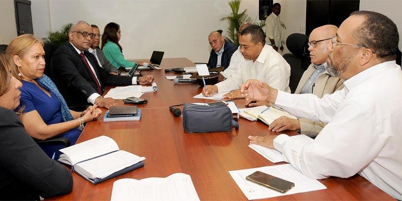 Photo of MINERD y ADP inician proceso preparación acuerdos