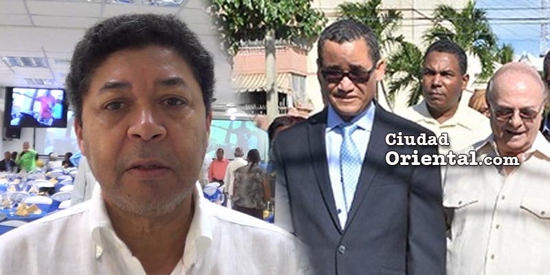 Eladio Martínez y Eddy Olivares