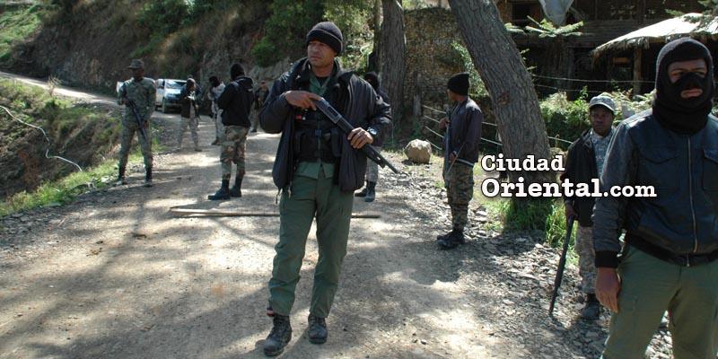 Photo of Tropas militares bloquean paso a periodistas y campesinos en Valle Nuevo