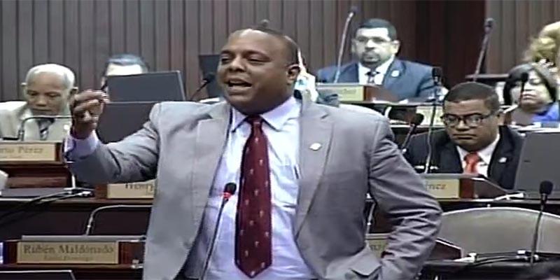 Photo of Vídeo – El diputado Luis Henríquez propone eliminación autonomía de la UASD