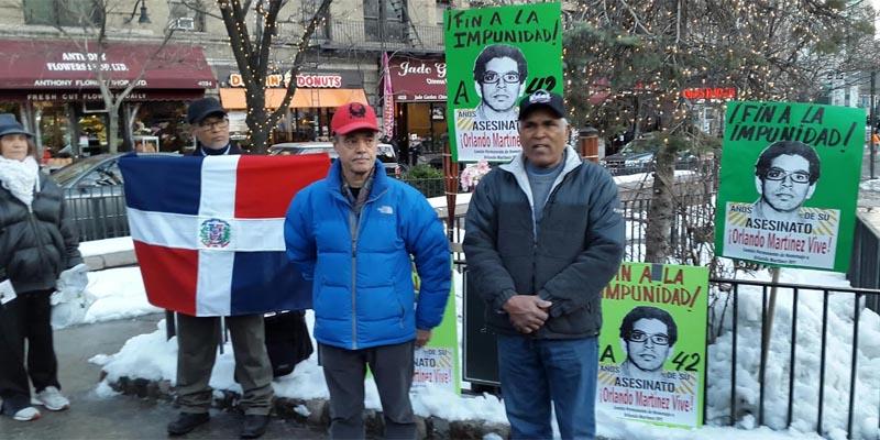 Homenaje a Orlando Martínez en NY