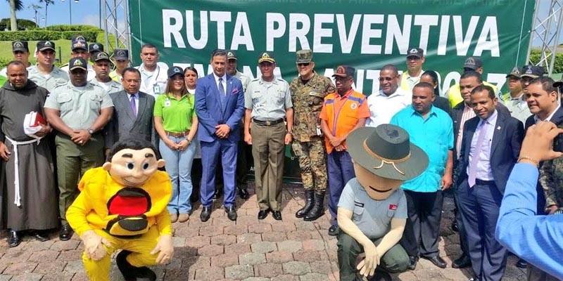 Ruta Preventiva Samana Santa 2017