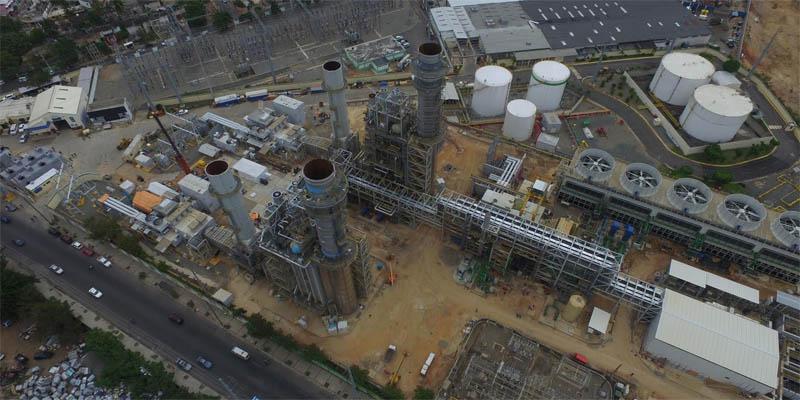 Photo of Nueva generadora AES Dominicana Los Mina VII inicia inyecciones energía al sistema eléctrico