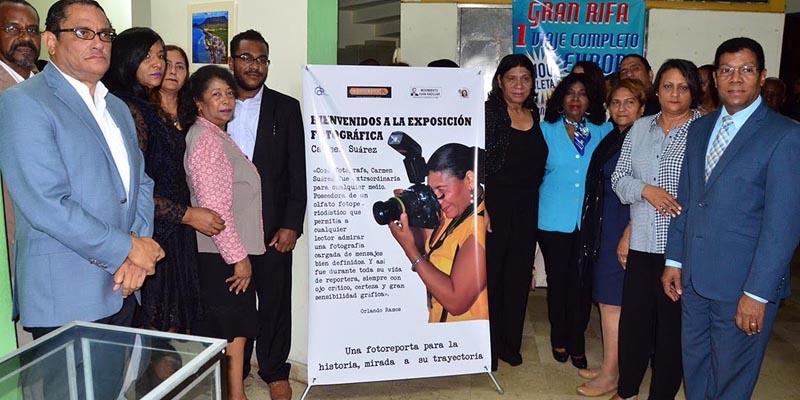 Photo of CDP, movimientos periodísticos y familiares de Carmen Suárez le hacen un homenaje