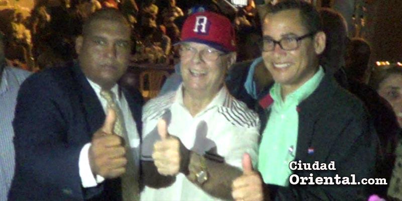 Photo of Vídeo – Esto es lo que dice Hipólito Mejía a la versión de que Eddy Olivares sería candidato a Senador