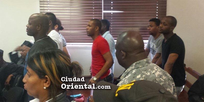 Photo of Video- Un tribunal reparte 210 años de prisión entre siete secuestradores de SDE