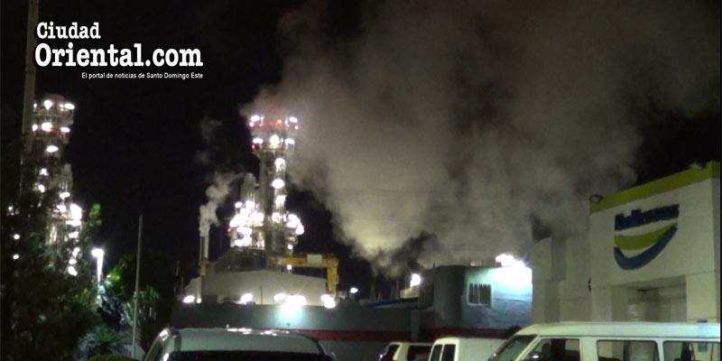 Photo of AES explica lo sucedido anoche en su parque energético de Los Mina