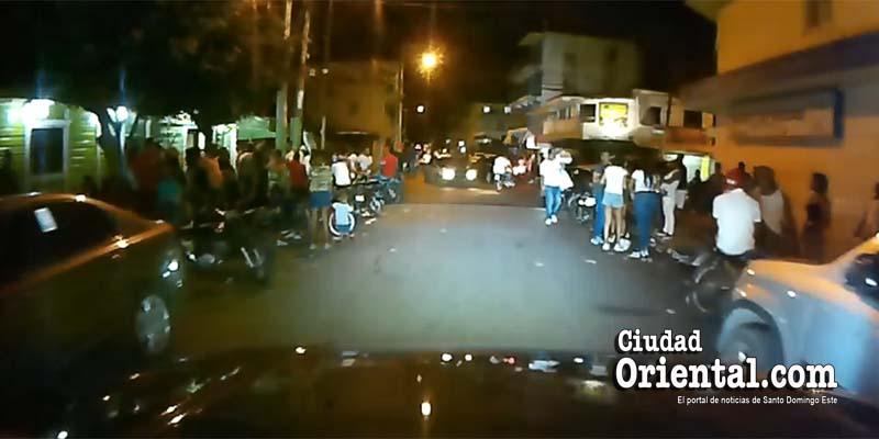 Photo of Vídeo – La Tablita envía una señal de poder al Ministerio Público y al Ayuntamiento
