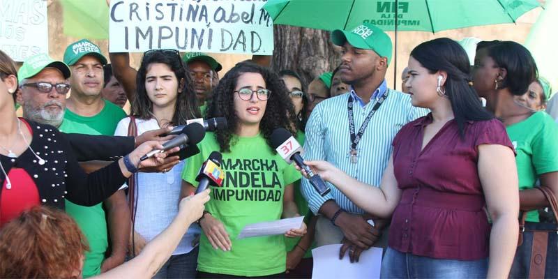 Photo of Los verdes ven sospechoso no fuera arrestado ningún relacionado con Punta Catalina