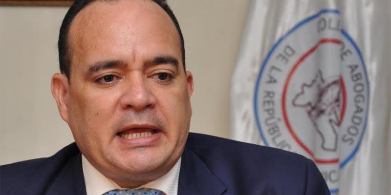 Photo of CARD rechaza forma de suspensión del magistrado Rafael Pacheco