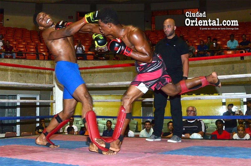 Photo of Vídeos +Fotos- Liga de oro MMA consolida las artes marciales en RD