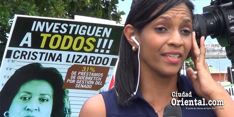 Photo of Vídeo – En #marchaverde SPM reclaman investigar Cristina Lizardo por sobornos