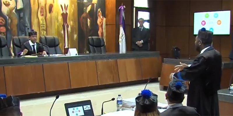 Photo of Suspendido por cinco minutos audiencia Odebrecht por problemas estomacales de imputado