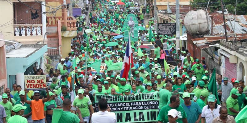 Photo of La Marcha Verde exige auditar y reasignar plantas a carbón de Punta Catalina
