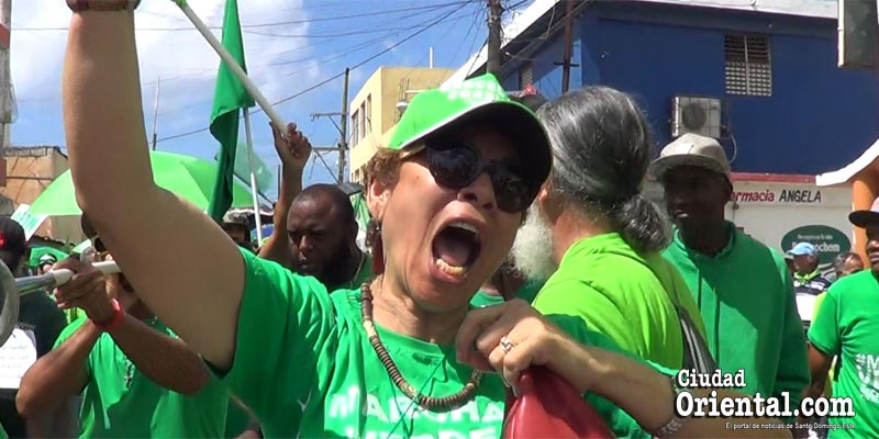 Photo of Vídeo – Los verdes denuncian abusos del Grupo Vicini y del Central Romana