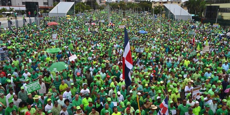 Photo of ¿Para qué el gobierno quiere conocer la cabeza de la Marcha Verde?