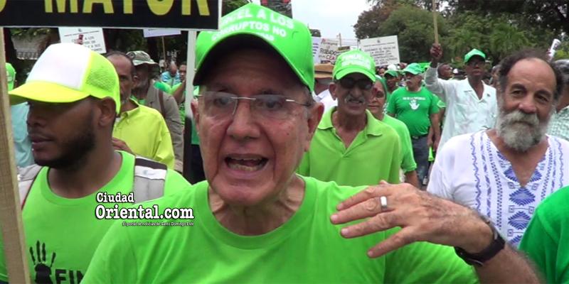 Photo of Marcha Verde y el sometimiento de Danilo Medina + Vídeo